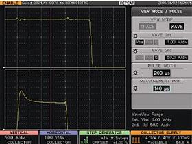 Semiconductor Curve Tracer - IWATSU ELECTRIC CO , LTD